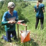 Всероссийские соревнования среди ветеранов