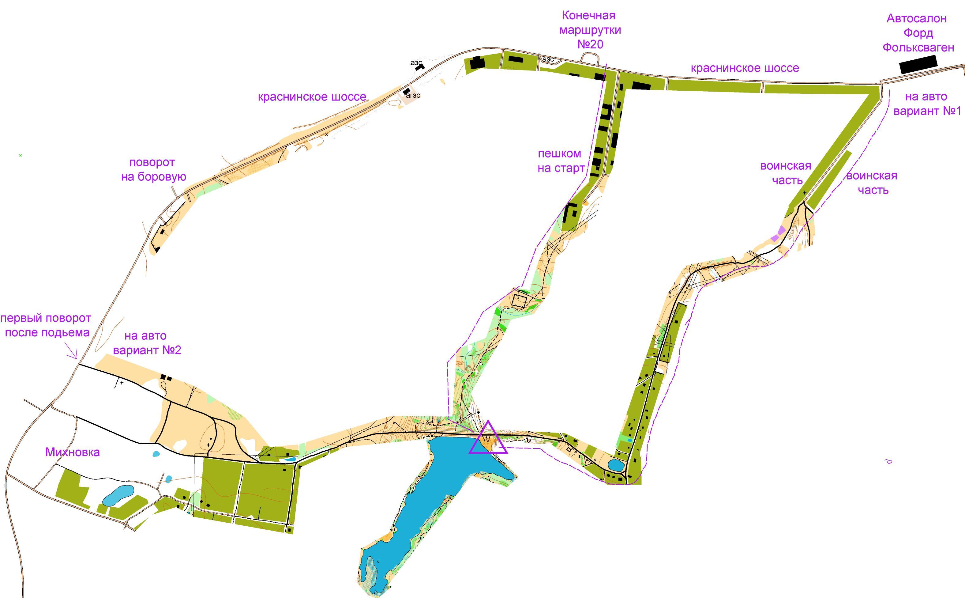 Схема движения 13 маршрутки смоленск